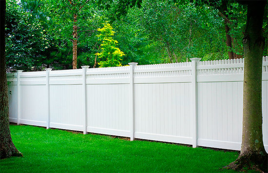 White Picket Fence,Composite White Fencing material produc
