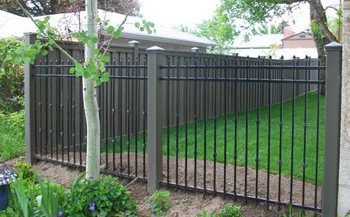 Composite Fencing Los Angeles, CA | Trex Fence Installation .