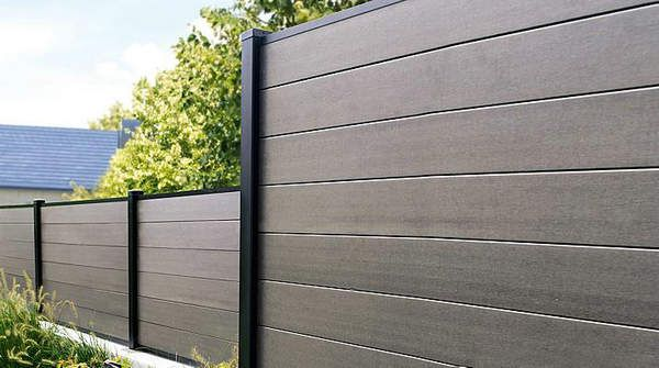 Composite Fence vs Wood Fence,Composite Fence Alternative Wood .
