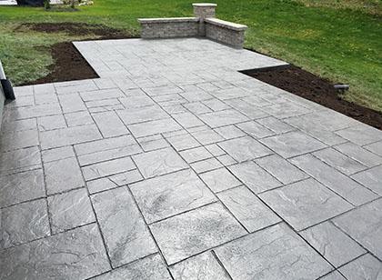 Custom Concrete Patios | Indy Decorative ConcreteIndy Decorative .