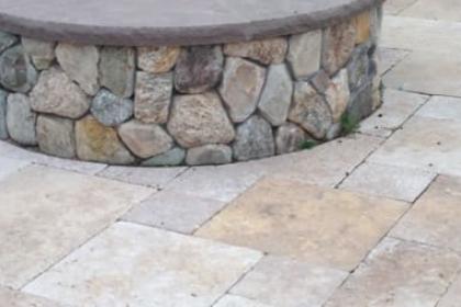 Travertine Pavers vs. Concrete Pavers | MileStonePavers | Marble .