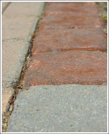 Concrete Patio Pavers - concrete stain ideas for an update .