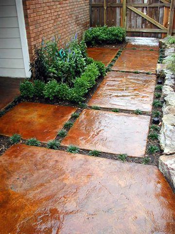Baltz and Sons Concrete - 44 | Lawn and garden, Outdoor gardens .