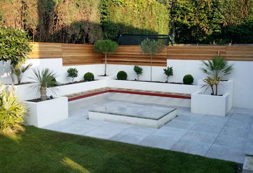 Contemporary Garden Desig