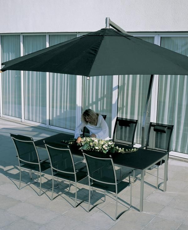 Royal Botania Flexy Collection outdoor dining table #furniture .