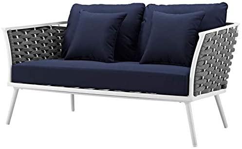 Amazon.com : Contemporary Outdoor Patio Garden Furniture Lounge .