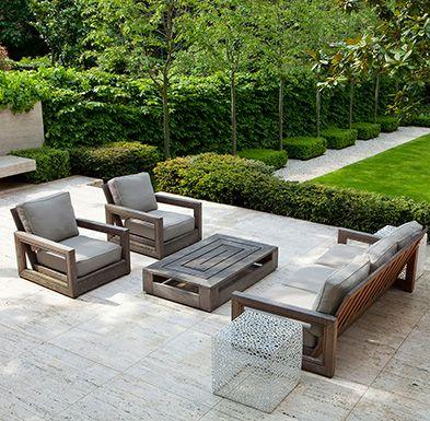 furniture ideas Gardenlink Ltd - Contemporary town garden .