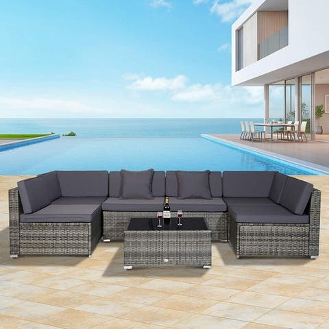 Modern & Contemporary Patio Furniture | Find Great Outdoor Seating .