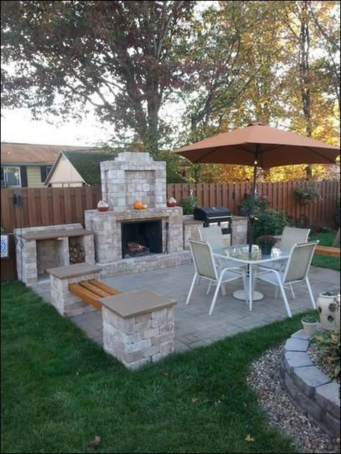 35+ awesome backyard ideas on a budget you will love it 24 33 .