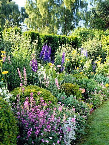 Summer Cottage Garden Plan | Cottage garden plan, Cottage garden .