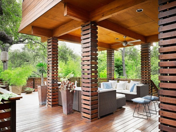 17 Amazing Covered Deck Design Ideas To Inspire Y