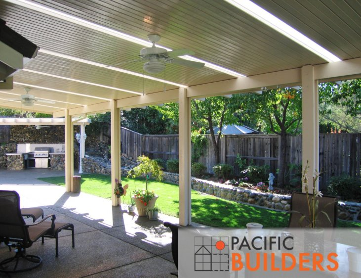 Benefits of covered patios in Sacramento - Pacific Builde