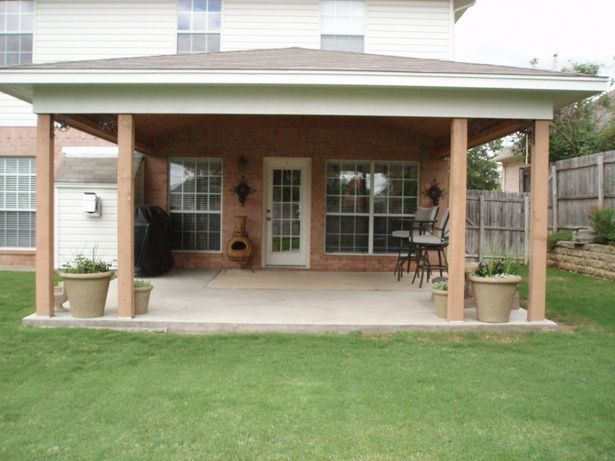 Simple covered patio ideas | Covered patio design, Patio addition .