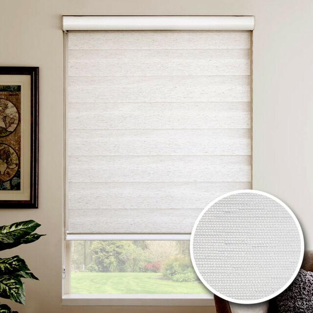 Window Custom Blinds Light Filtering Shade Unique Samoa Anti UV .