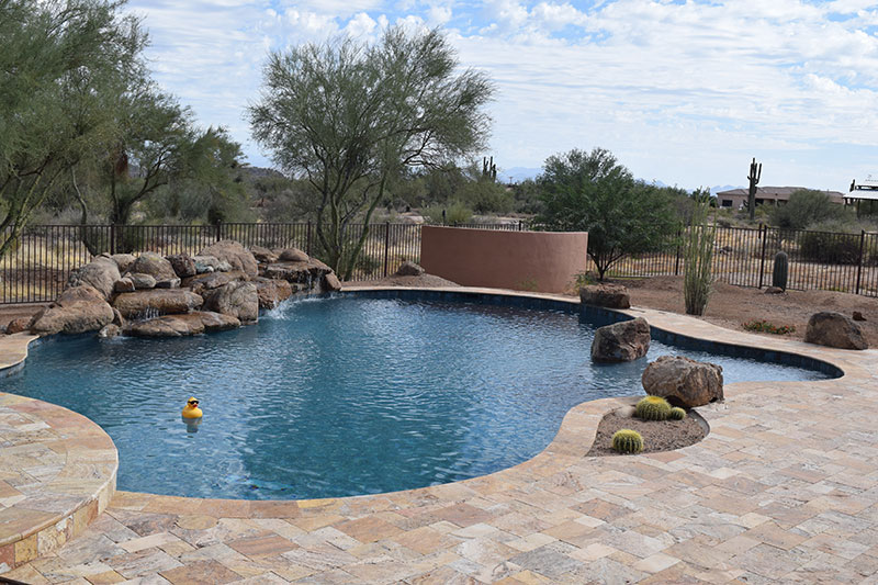 New Pool Construction | Phoenix Custom Pool Builders | Emerald Poo