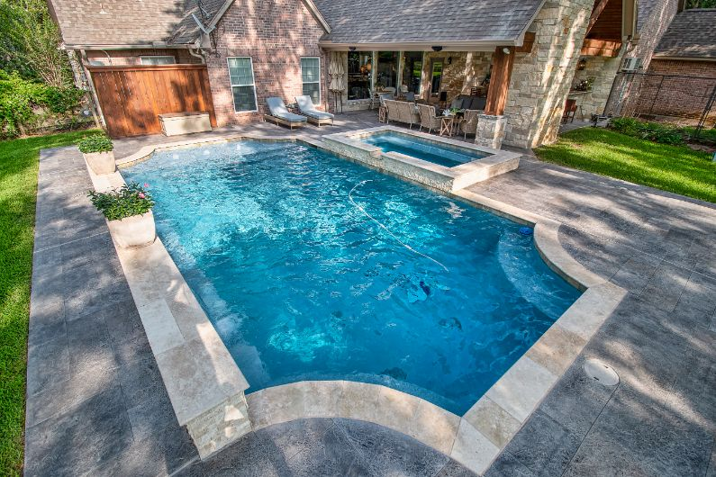 Custom Pools Houston | Katy & Houston Greater Are