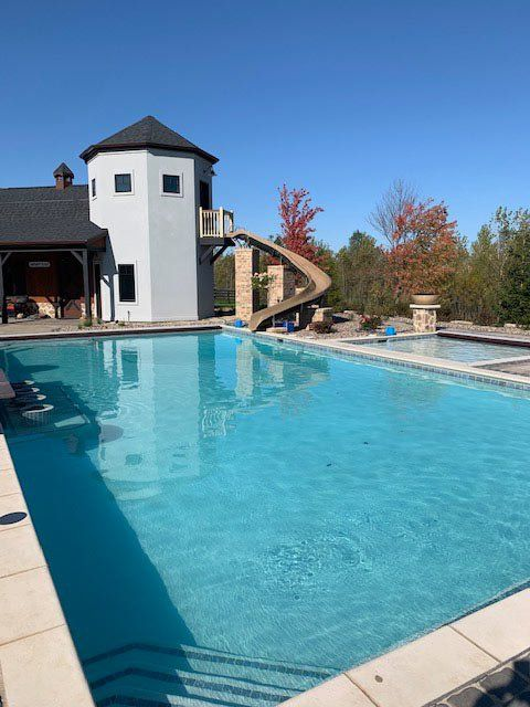 Custom Pools and Spas | Green Bay, WI | Splash Custom Pools and .