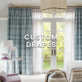 Custom Window Treatmen