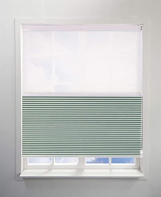 Amazon.com: Liveinu Cellular Blackout Shades Honeycomb Blinds Day .