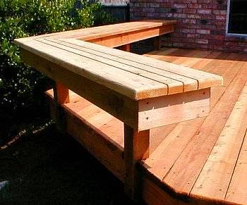 Best Deck Benches - Design Ide