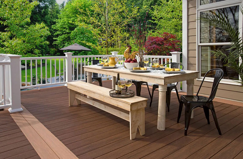 Deck Color Schemes | Popular Deck Color Trends for Your Hou