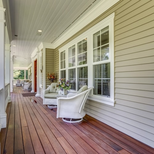 Best Deck Stain Colors For Yellow Houses - All Your Wood Staining .