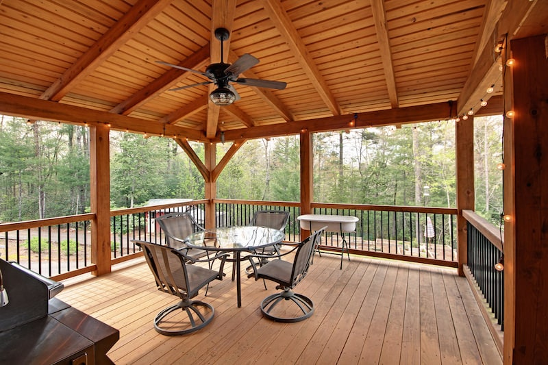 10 Reasons To Cover Your Timber Frame De