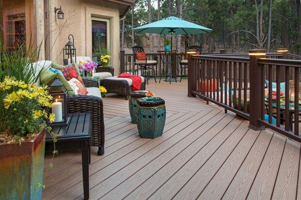 Summer Deck Decorating Ideas | Decorating A De