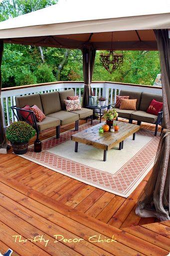 Deck Decorating