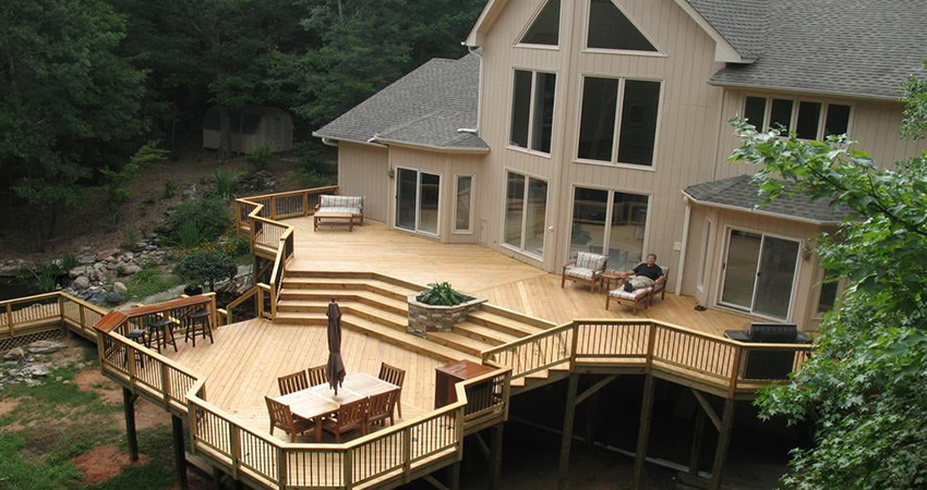 Deck Design and Construction
