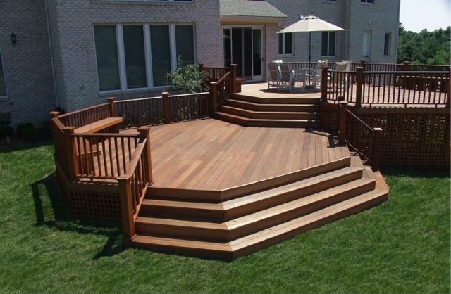 Design/Build Decks: Getting Creative in Your Deck Design – The .