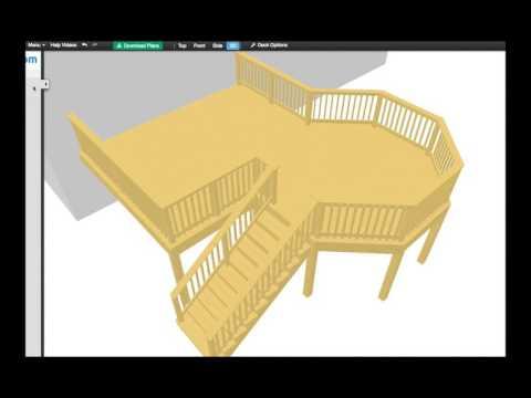 The 7 Best [FREE] Deck Design Tools - CITYWIDE SUNDEC