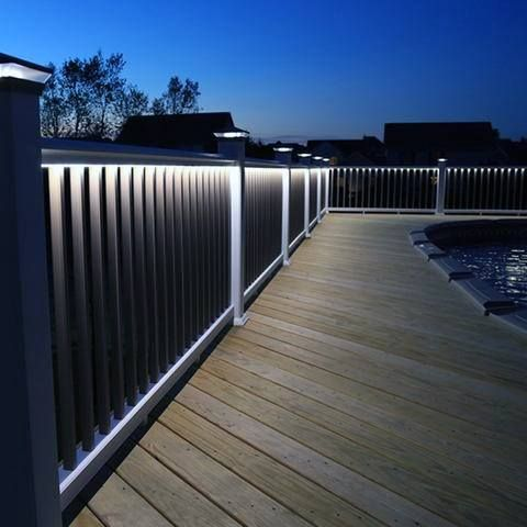 10 Outdoor Deck Lighting Ideas for Improved Safety and Style (With .