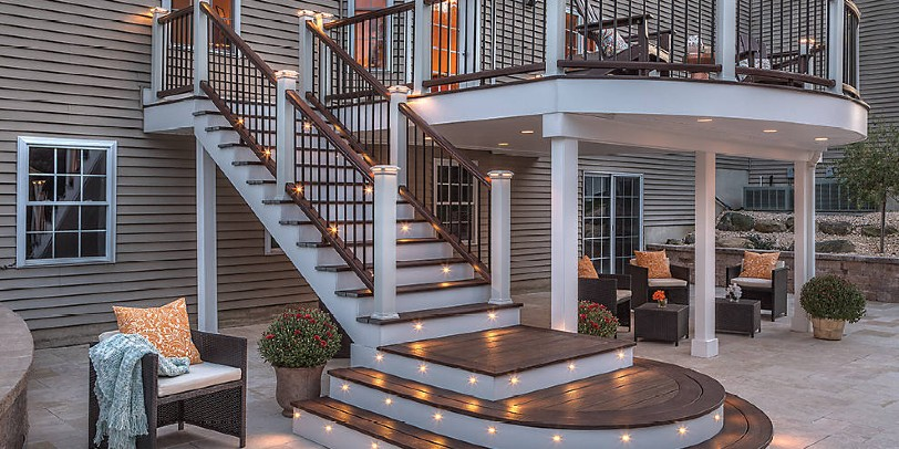 Learn more about the top outdoor deck lighting ideas to make your .
