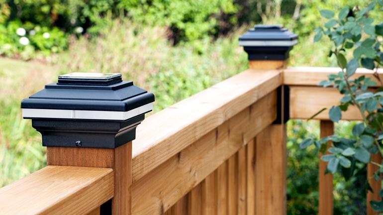 Deck Post Caps