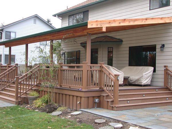 Outdoor Patio Deck Furniture Design - Patio Deck Comfortable .