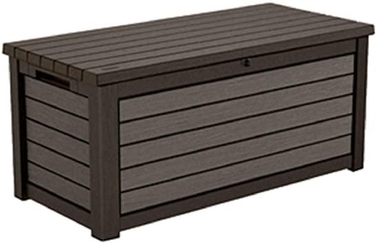 Amazon.com: 165 Gallon Weather Resistant Resin Deck Storage .