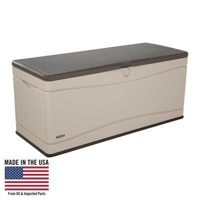Lifetime Outdoor Storage Deck Box (130 Gallo