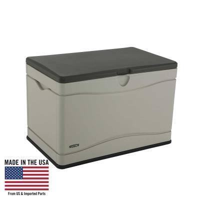 Lifetime Outdoor Storage Deck Box (80 Gallo