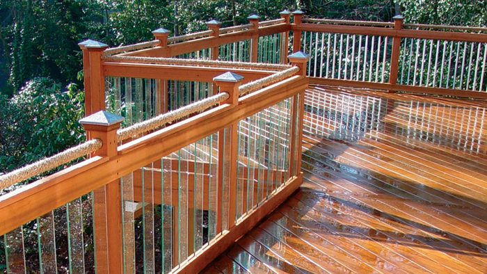 Custom Railing Ideas - Fine Homebuildi