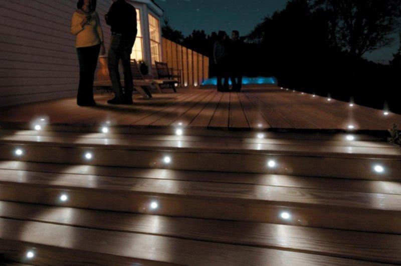 Types of deck lights – Decorifus