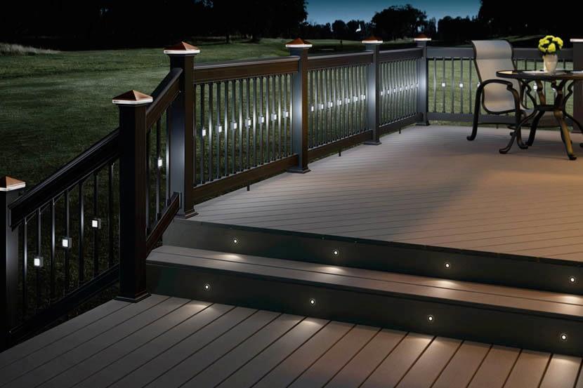BEST Solar Deck Step Lights [Solar LED Decking Lights] | LED Light .