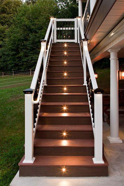 Decking Inspiration - DEKOR® Lighting Made in the USA   Outdoor .