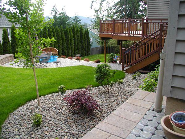 Simple DIY Backyard Ideas on a Budget | outdoortheme.com | Small .