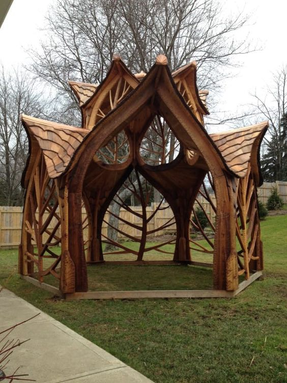 27 Cool and Free DIY Gazebo Plans & Design Ideas to Build Right .