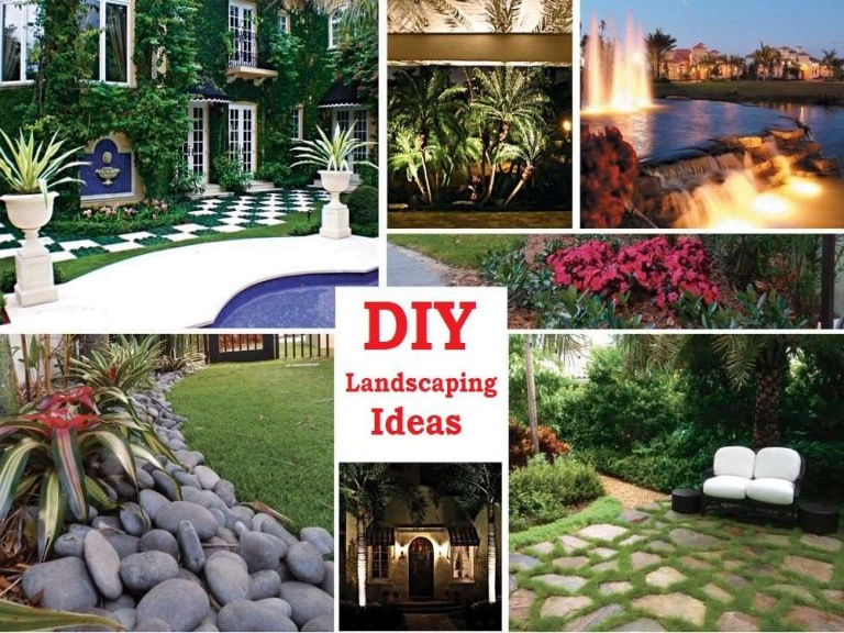 DIY Landscaping Design Ideas | Landscape Garden Plans | In Your Budg