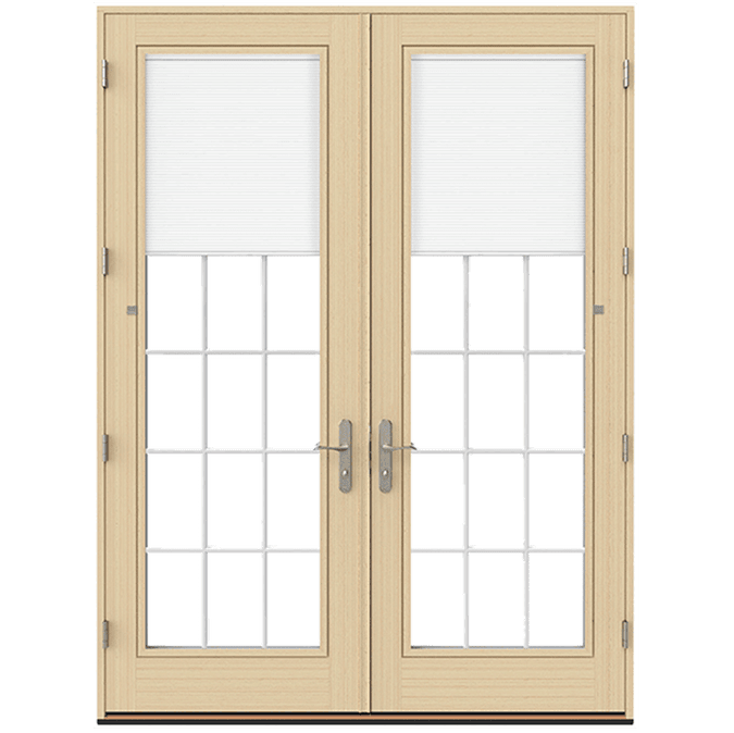 Pella Lifestyle Series Hinged Patio Door | Pel