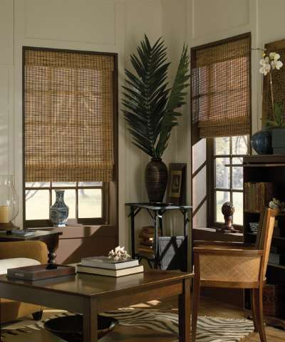Natural Woven Shades for Your Home - Free Consultati