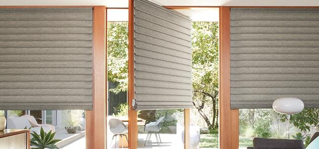 Door Blinds for French Doors | Front Door Shades | Hunter Dougl