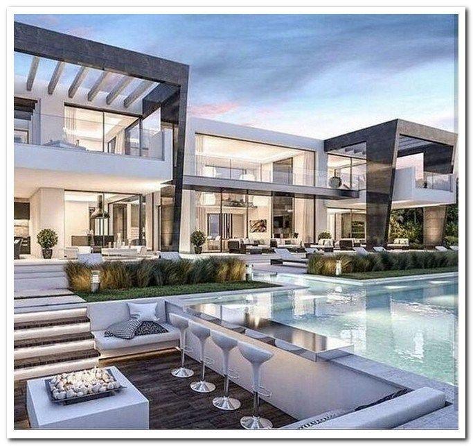 42 Stunning Modern Dream House Exterior Design Ideas .
